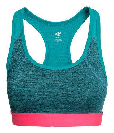 A Guide To Choosing The Right Sports Bra For Your Workout ...