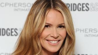 LONDON, ENGLAND - NOVEMBER 15:  Elle Macpherson celebrates the 10th anniversary of Elle Macpherson Intimates at Selfridges on November 15, 2011 in London, England.  (Photo by Gareth Cattermole/Getty Images)