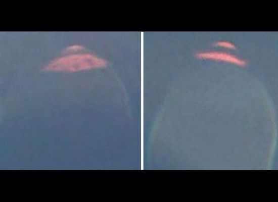 Ghost? UFO? Or Dust? Mysterious Orb Spotted At Florida Space Walk Of