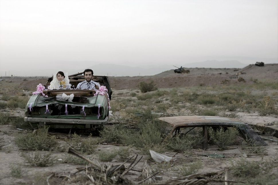 "Gohar Dashti; ""Untitled #5,"" 2008; From the series ""Today'€™s Life and War""; Inkjet print; Courtesy of Gohar Dashti"