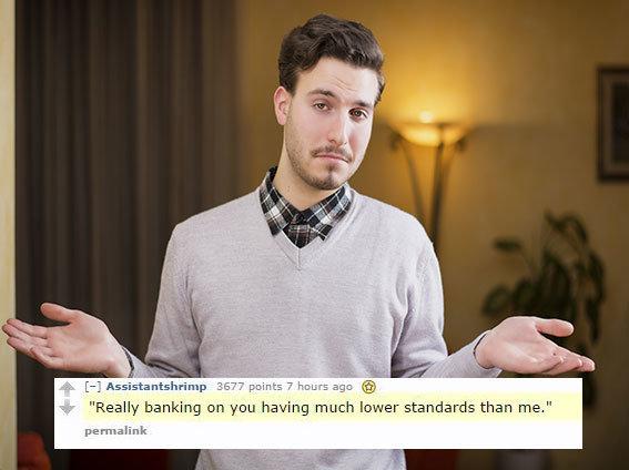 Awkward online dating profiles