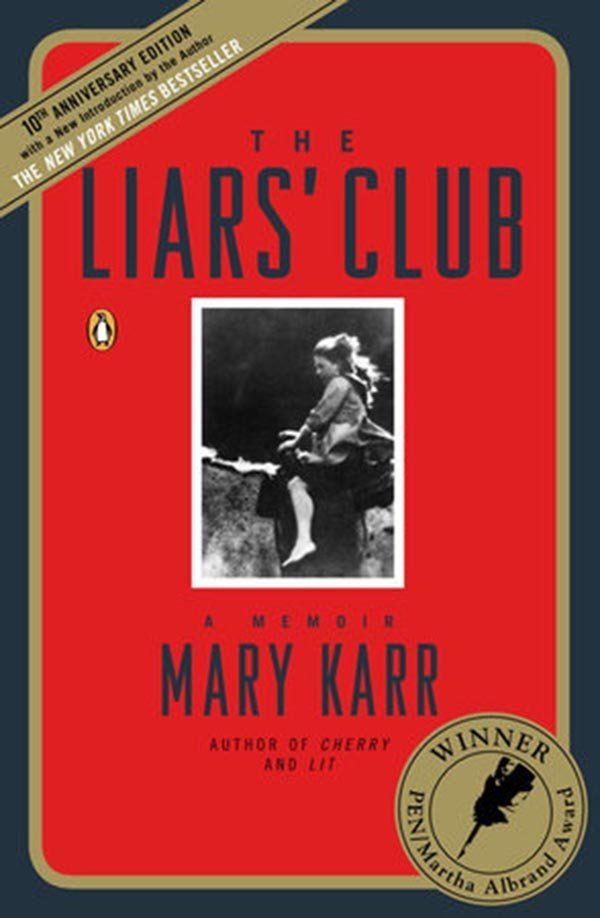 """Mary Karr's haunting memoir of growing up in East Texas in the early 1960's, virtually motherless, and fiercely seeking to u"