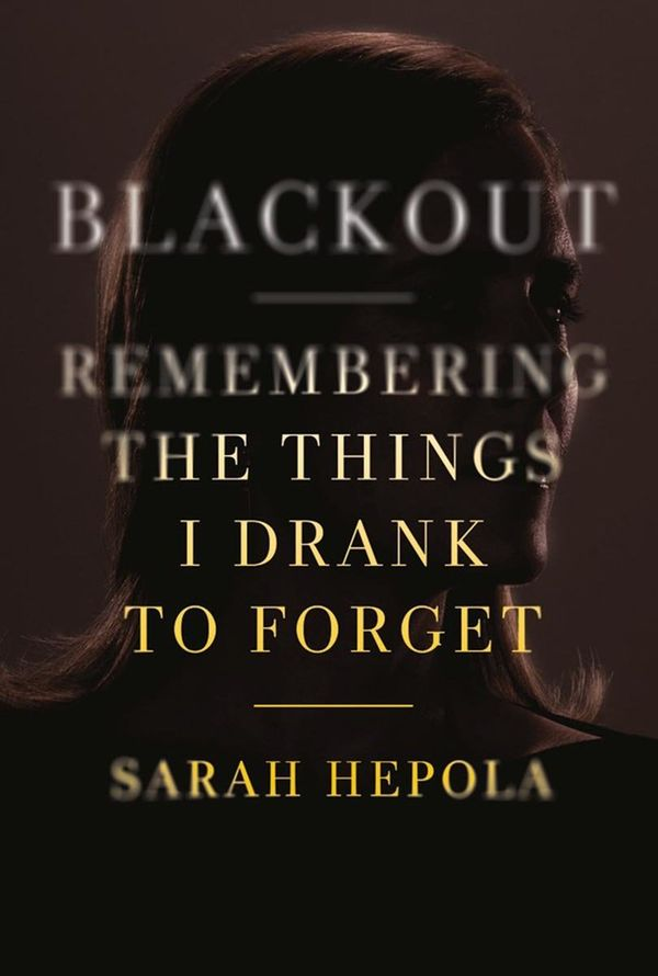 """Alcohol was the fuel of choice during Hepola's early years as a writer, but after too many nights spent falling down stairca"