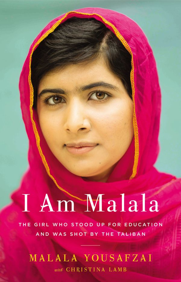 """<em>I Am Malala</em> tells the story of how a young education activist survived a Taliban bullet."" -- <a href=""http://www.wa"