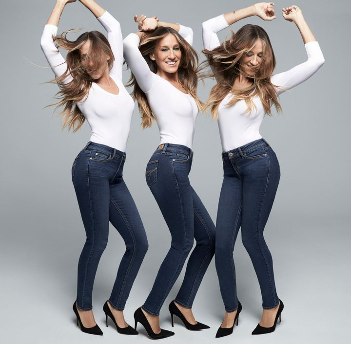 5a9a08b2b73 The One Outfit Sarah Jessica Parker Would Wear For The Rest Of Her ...