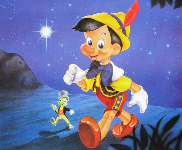 "Pinocchio finally gets his chance to become a real boy in this live-action version <a href=""http://www.ew.com/article/20"