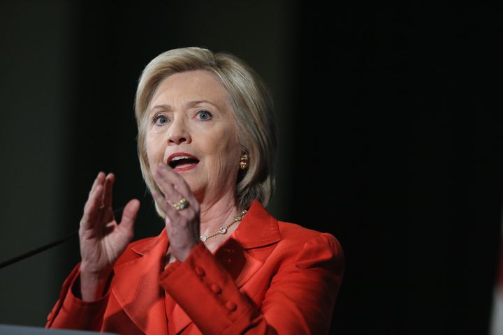 Hillary Clinton will propose raising short-term capital gains tax rates in a speech later this week.