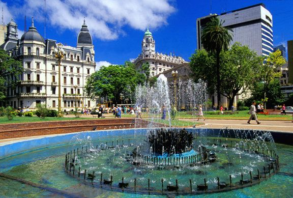 "Buenos Aires, Argentina, is a good place for retirees who want to enjoy "" an Old World Continental lifestyle"" in South Americ"