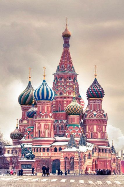 Reader Kimberly Minton-Freeman would love to visit Russia because it's her daughter's birthplace.