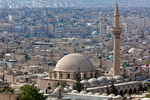 Reader Syeda Jafri would love to visit Syria and see its many sacred sites.