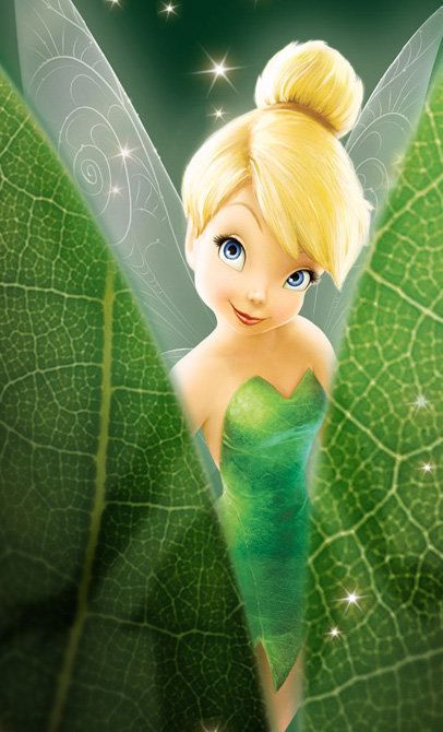 """Reese Witherspoon will bring pixie dust to life when she reportedlyportrays Tinkerbell in Disney's """"Peter Pan"""" spinoff,"""
