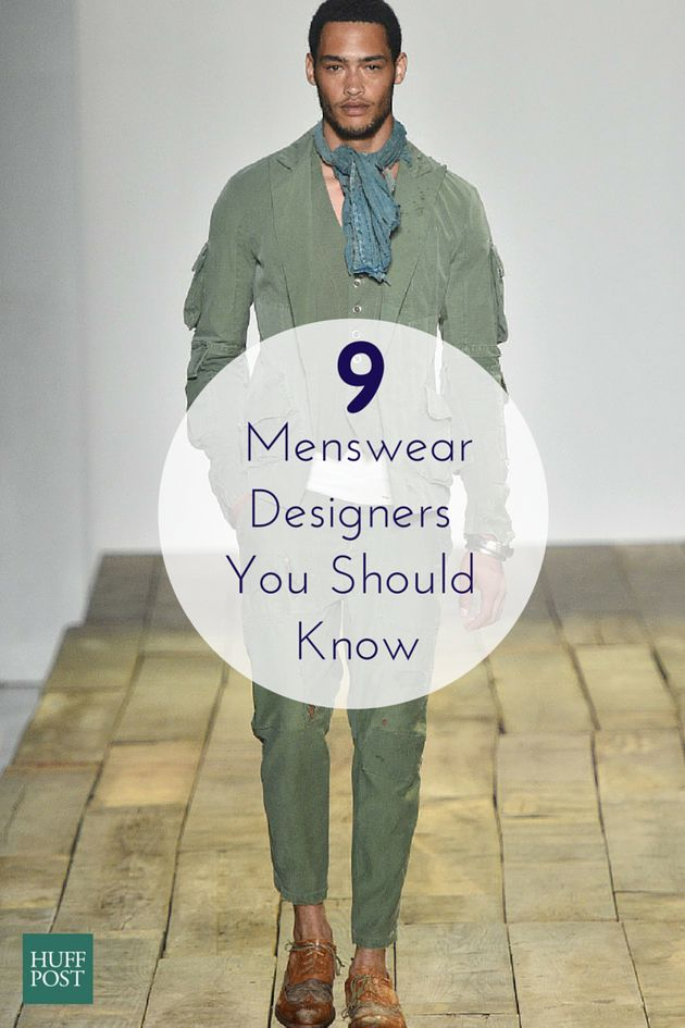 9 Clothing Brands From Men's New York Fashion Week That Should Be On Your Radar