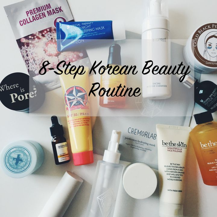 I Tried A Korean Beauty Regimen For A Month, And Here's What