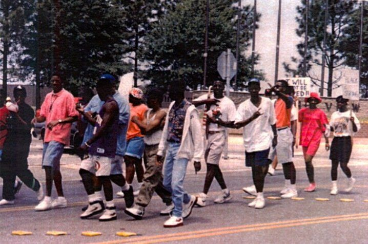 <p>Voting rights are a longstanding issue for PVAMU students. In 1992, 19 students were indicted for improperly voting, which provoked other students to march in support of them. </p>