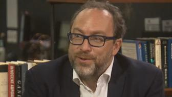Jimmy Wales on HuffPost Live.