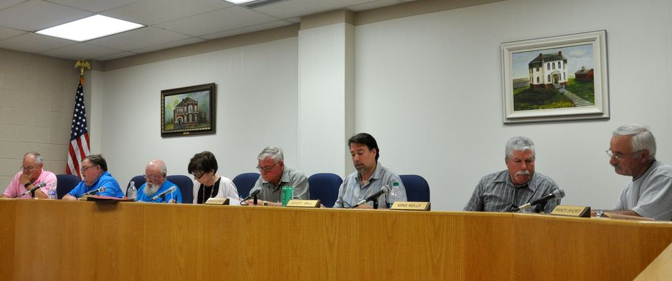 The Ogemaw County Planning Commission put off a vote on David Salha's proposal in June.