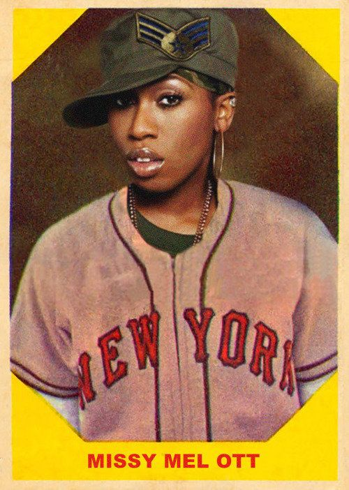 We Need These Old School Baseball Cards Featuring Hip Hop Legends