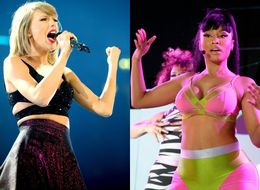 Taylor Swift's Tweets To Nicki Minaj Are Peak 'White Feminism'