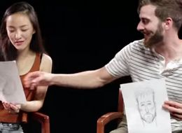 Here's What Happens When Couples Describe Each Other To A Police Sketch Artist