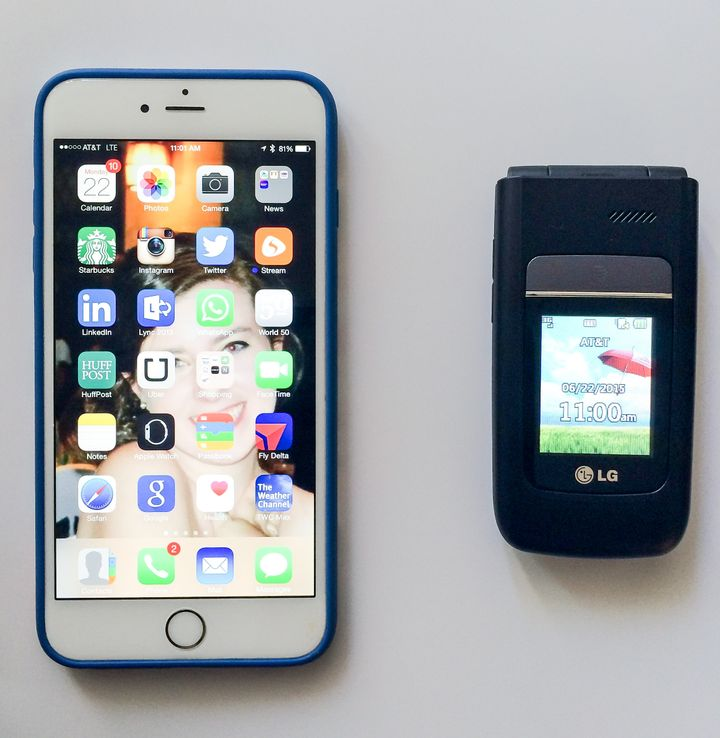Why You Should Get A Flip Phone In 2015 | HuffPost