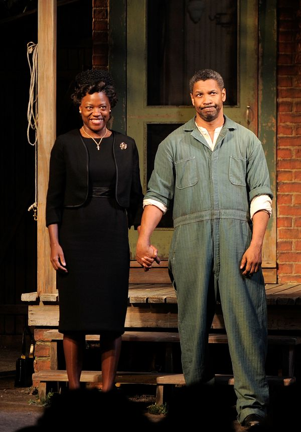 "Viola Davis <a href=""http://www.broadwayworld.com/people/Viola-Davis/"">made her Broadway debut</a> as Vera in the 1996 p"