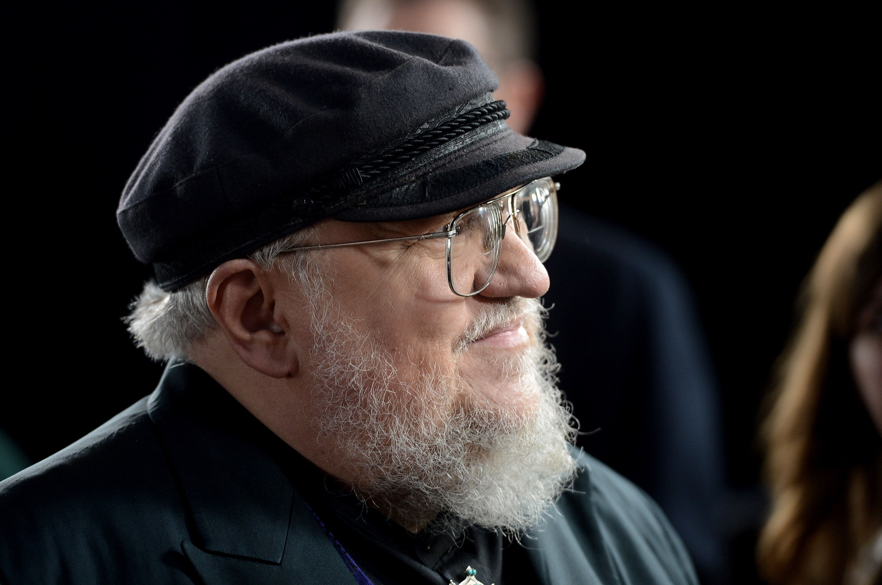 HOLLYWOOD, CA - MARCH 18:  Co-Executive Producer George R.R. Martin arrives at the premiere of HBO's 'Game Of Thrones' Season 3 at TCL Chinese Theatre on March 18, 2013 in Hollywood, California.  (Photo by Kevin Winter/Getty Images)