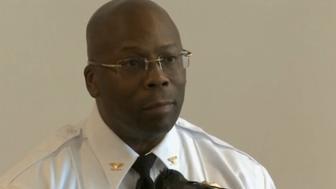 Ferguson Interim Police Chief Andrea Anderson