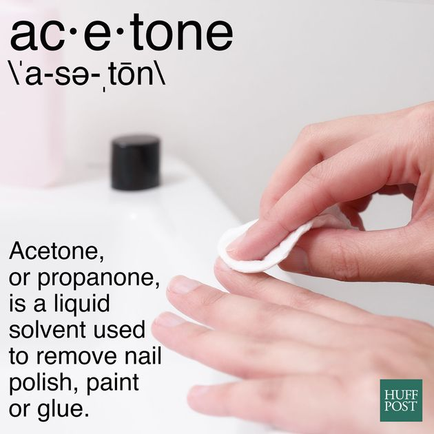 What The Heck Is Acetone, And How Does It Affect Your