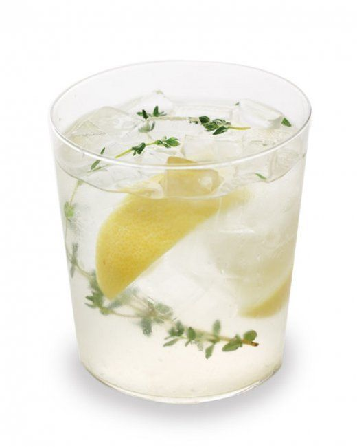 """<strong>Get the <a href=""""http://www.marthastewart.com/340364/tequila-thyme-lemonade?czone=entertaining%2Fcocktail-hour%2Fcock"""