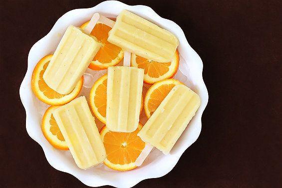 """<strong>Get the <a href=""""http://www.gimmesomeoven.com/pineapple-orange-banana-popsicles/"""" target=""""_blank"""">Pineapple Orange Ba"""