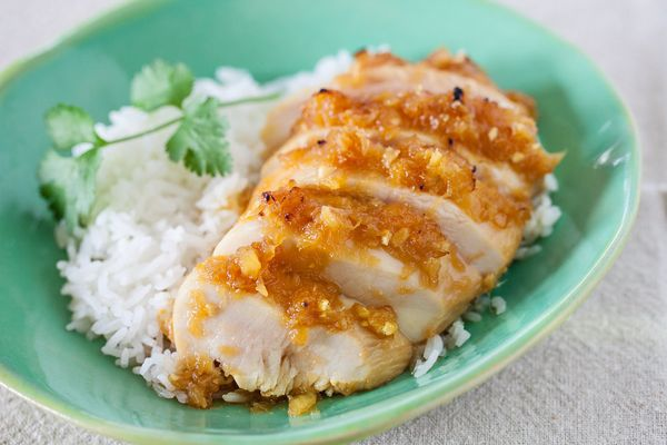 """<strong>Get the <a href=""""http://www.steamykitchen.com/24191-pineapple-chicken-teriyaki-recipe-video.html"""" target=""""_blank"""">Pin"""