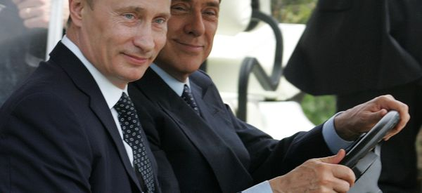 Berlusconi Says Was Just Kidding About Putin Offering Him A Job