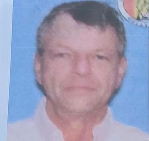 Police released a photo of the theater shooter, John Russel Houser, at a morning press conference on Friday.