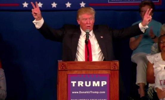 Donald Trump campaign ad.