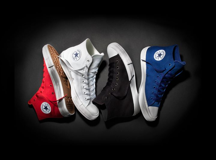 0ede8ddd062d Converse Chuck Taylors Get Their First-Ever Redesign In 98 Years ...