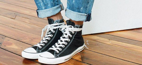 Converse Chuck Taylors Get Their First-Ever Redesign In 98 Years