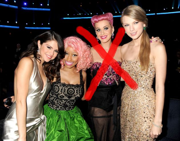 Nicki Minaj And Taylor Swift S Drama Is Officially Over