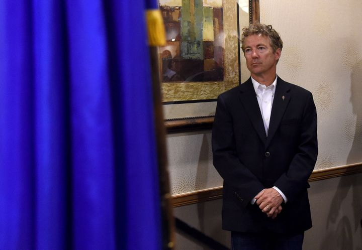 The super PAC supporting Sen. Rand Paul's White House bid pulled in $3.1 million in thefirst half of 2015.
