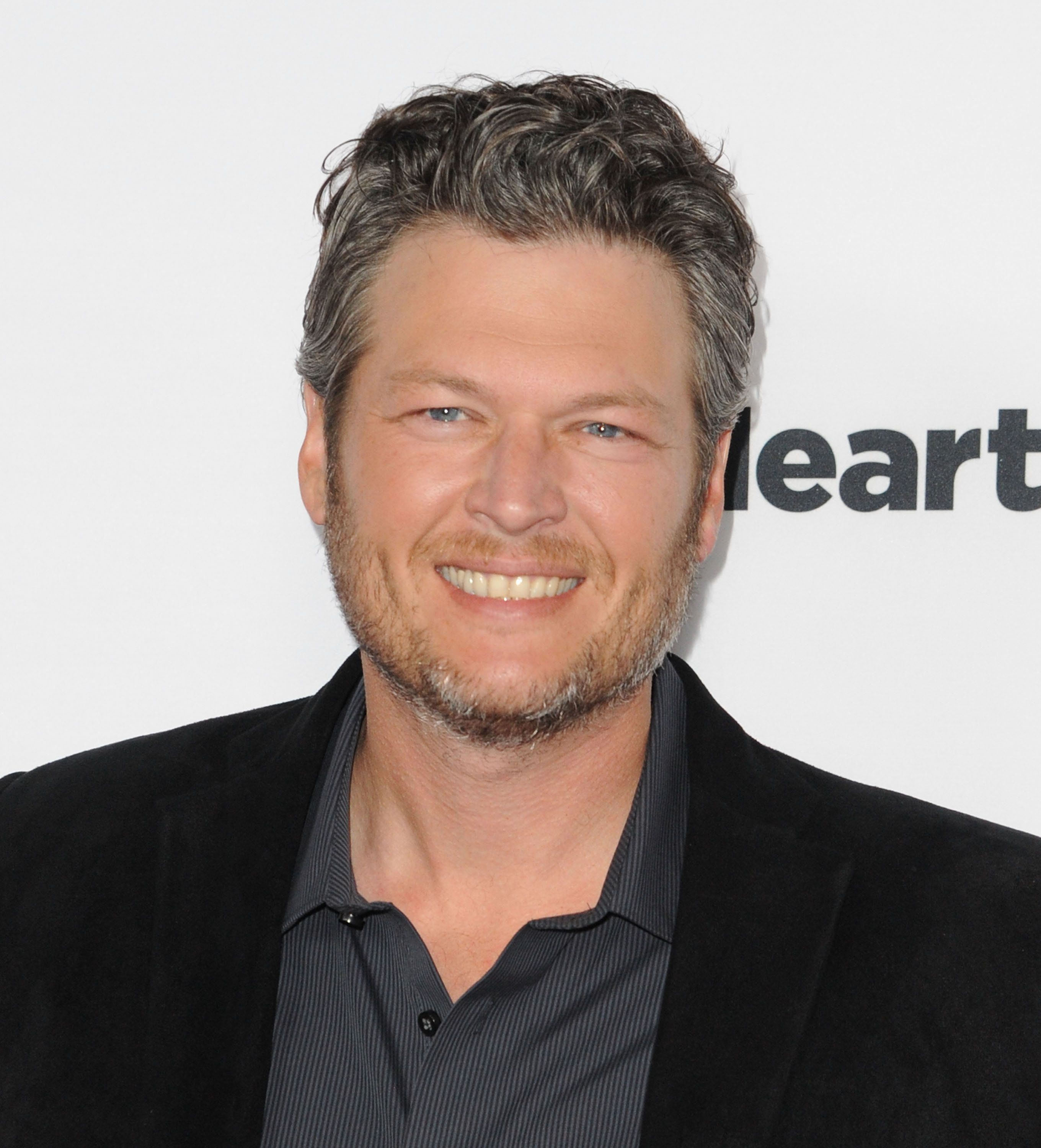 WEST HOLLYWOOD, CA - APRIL 23:  Singer Blake Shelton arrives at NBC's 'The Voice' Season 8 red carpet event at Pacific Design Center on April 23, 2015 in West Hollywood, California.  (Photo by Angela Weiss/Getty Images)