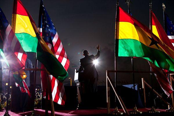 Ghana, 2009