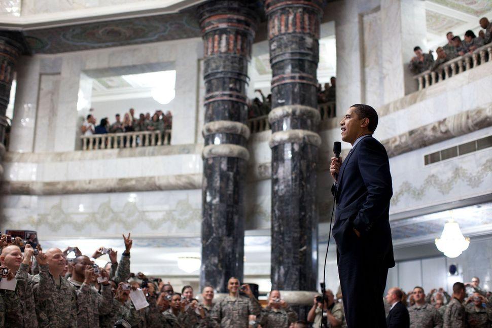 Iraq, 2010
