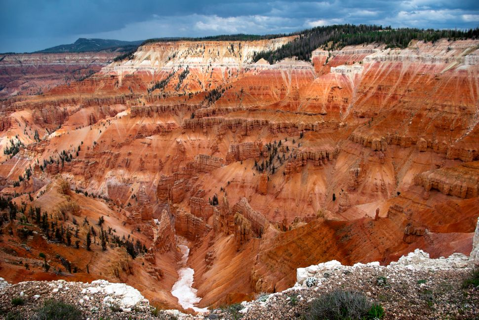 """If you thought the Grand Canyon was it, wait until you see this """"<a href=""""http://www.nps.gov/cebr/index.htm"""">geologic amphith"""