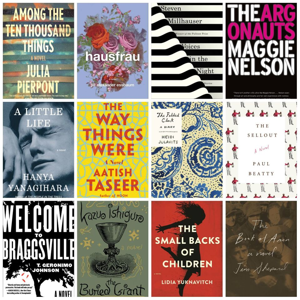 13 Books From 2015 That You Should Read ASAP