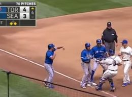 This Triple Play Was So Confusing No One Knew What Was Going On