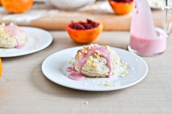 "<strong>Get the <a href=""http://www.howsweeteats.com/2012/01/blood-orange-sugared-scones/"" target=""_blank"">Blood Orange Sugar"