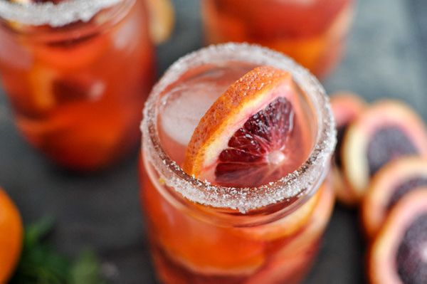 "<strong>Get the<a href=""http://www.howsweeteats.com/2013/02/blood-orange-sangria/"" target=""_blank""> Blood Orange Sangria reci"