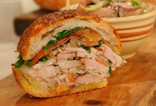 "<strong>Get the<a href=""http://www.marthastewart.com/876062/porchetta-sandwich"" target=""_blank""> Porchetta Sandwich recipe</a"