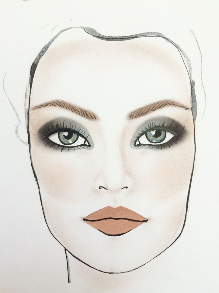 The Most Majestic Makeup For Grey Eyes Huffpost