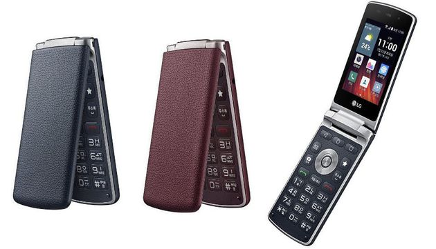 LG Just Introduced A New Flip Phone For Smartphone Users | HuffPost