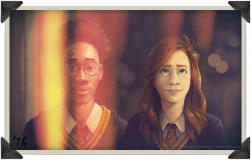 Black 'Harry Potter' Characters Aren't Just Beautiful -- They're